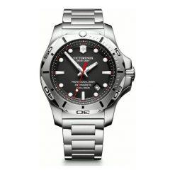 ZEGAREK VICTORINOX SWISS ARMY I.N.O.X. Professional Diver 241781. Szare zegarki męskie Victorinox, ze stali. Za 3150,00 zł.
