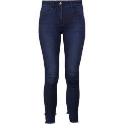 Patrizia Pepe Jeans Skinny Fit blue. Czarne rurki damskie marki Patrizia Pepe, ze skóry. Za 729,00 zł.