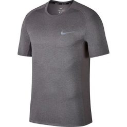 Koszulki do fitnessu męskie: koszulka do biegania męska NIKE DRI-FIT MILER TOP SHORT SLEEVE / 833591-036 – NIKE DRI-FIT MILER TOP SHORT SLEEVE