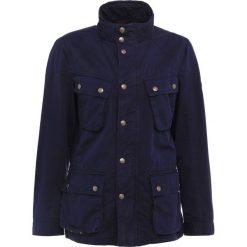 Hackett London VELOSPEED  Kurtka wiosenna navy. Niebieskie kurtki męskie marki Hackett London, m, z bawełny. W wyprzedaży za 850,05 zł.