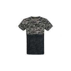 Black Premium by EMP Rebel Soul T-Shirt kamuflaż. Czarne t-shirty męskie z nadrukiem marki Black Premium by EMP. Za 66,90 zł.