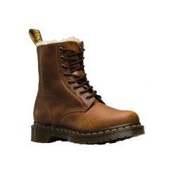 Dr. Martens Dr. Martens 1460 Serena  23912243 42 Brązowe. Brązowe buty trekkingowe damskie Dr. Martens. W wyprzedaży za 599,99 zł.