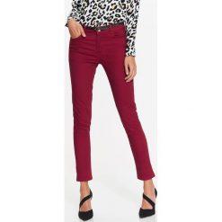 Spodnie damskie: SPODNIE DŁUGIE DAMSKIE, RURKI 5-POCKET