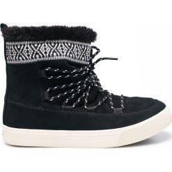 Buty zimowe damskie: Toms - Botki