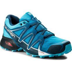 Buty SALOMON - Speedcross Vario 2 W 400714 24 V0 Hawaiian Surf/Aquarius/Mykonos Blue. Niebieskie buty sportowe damskie Salomon, z materiału, do biegania, salomon speedcross. W wyprzedaży za 339,00 zł.