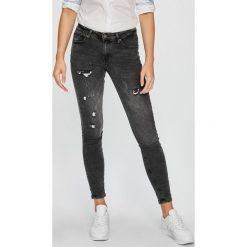Answear - Jeansy Femifesto. Szare jeansy damskie marki ANSWEAR, z bawełny. W wyprzedaży za 119,90 zł.