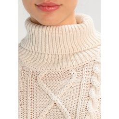 Swetry klasyczne damskie: MAMALICIOUS MLCABLE KNIT Sweter moonbeam