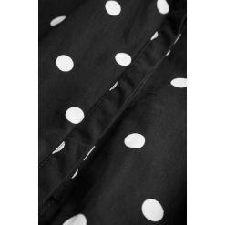 Sukienki hiszpanki: Sukienka koszulowa w grochy
