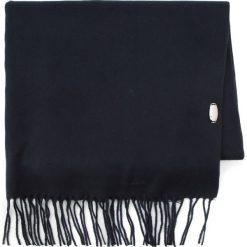 Szal damski 87-7D-X01-7. Niebieskie szaliki damskie marki Wittchen, na zimę, z materiału. Za 199,00 zł.