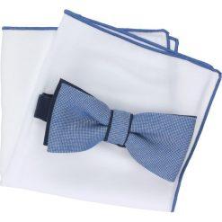 Mucha cotton niebieski classic 201. Szare muchy męskie marki Mayoral, l, z bawełny, z klasycznym kołnierzykiem. Za 45,00 zł.