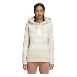 BLUZA ADIDAS TREFOIL CREW CE2414. Szare bluzy sportowe damskie marki Adidas. Za 209,00 zł.