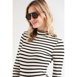 Stella McCartney Okulary przeciwsłoneczne avana/brown. Brązowe okulary przeciwsłoneczne damskie aviatory Stella McCartney. W wyprzedaży za 524,50 zł.