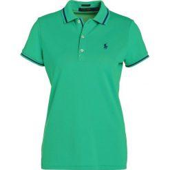Polo Ralph Lauren Golf PERFORMANCE  Koszulka polo tropical teal. Niebieskie topy sportowe damskie Polo Ralph Lauren Golf, l, z bawełny. W wyprzedaży za 356,15 zł.