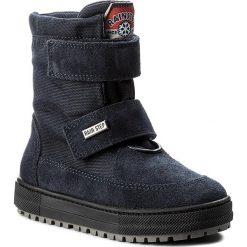 Buty zimowe chłopięce: Śniegowce NATURINO – Gange 0013001220.01.9101 Bleu M