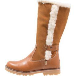 Fullstop. Śniegowce camel. Szare buty zimowe damskie marki fullstop., z materiału. W wyprzedaży za 174,30 zł.