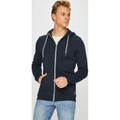 Tom Tailor Denim - Bluza. Brązowe bluzy męskie rozpinane marki SOLOGNAC, m, z elastanu. Za 169,90 zł.