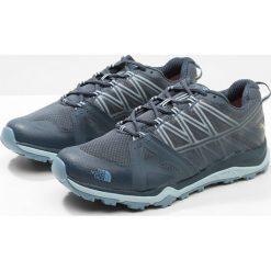 The North Face LITE II GTX Obuwie hikingowe ink blue/provin. Czerwone buty sportowe damskie marki The North Face, z materiału, outdoorowe. W wyprzedaży za 349,30 zł.