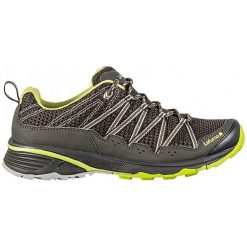 Lafuma Buty Turystyczne M Track Deep Grey/Green 43,3. Szare buty trekkingowe męskie Lafuma. W wyprzedaży za 309,00 zł.