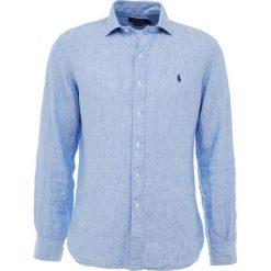 Polo Ralph Lauren Koszula blue/white. Szare koszule męskie marki Polo Ralph Lauren, l, z bawełny, button down, z długim rękawem. Za 549,00 zł.