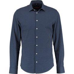 Koszule męskie na spinki: Seidensticker MODERN SLIM FIT Koszula biznesowa dunkelblau