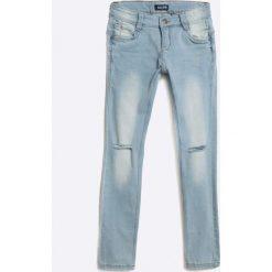 Blue Seven - Jeansy dziecięce 134-176 cm. Niebieskie spodnie chłopięce Blue Seven, z bawełny. W wyprzedaży za 69,90 zł.