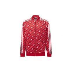 Bluzy dresowe Dziecko adidas  Bluza dresowa Trefoil Monogram SST. Czarne bluzy chłopięce marki Nike. Za 199,00 zł.
