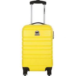 Walizki: Walizka w kolorze żółtym – 29 l
