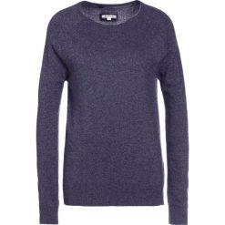 Swetry klasyczne damskie: Barbour MILL Sweter dark charcoal