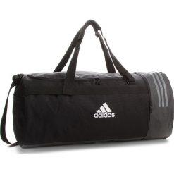 Torebki klasyczne damskie: Torba adidas – 3S CVRT DUF L CG1534  Black/White/White