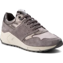 Sneakersy damskie: Sneakersy GEOX - D Phyteam A D724DA 02112 C9002 Dk Grey