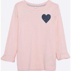 Bluzki dziewczęce bawełniane: Name it - Bluzka dziecięca 92-164 cm
