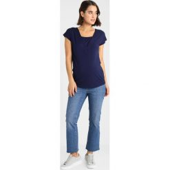 T-shirty damskie: Spring Maternity BERYL V NECK Tshirt basic navy