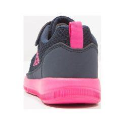 Kappa SPEED 2.1 Obuwie treningowe navy/pink. Szare buty sportowe dziewczęce marki Kappa, z gumy. W wyprzedaży za 143,20 zł.