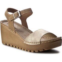 Rzymianki damskie: Sandały INBLU – GT012641 Beżowy