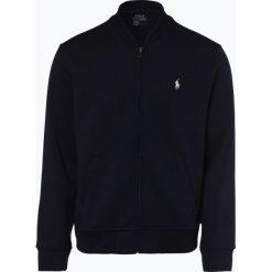 Polo Ralph Lauren - Męska bluza rozpinana, niebieski. Niebieskie bejsbolówki męskie Polo Ralph Lauren, m. Za 699,95 zł.