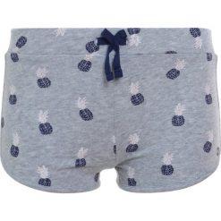 Roxy WATERFALLS  Szorty heritage heather ice pineapple. Białe szorty jeansowe damskie marki Roxy, l, z nadrukiem. Za 129,00 zł.