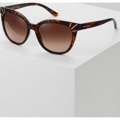 Tory Burch Okulary przeciwsłoneczne havana. Brązowe okulary przeciwsłoneczne damskie aviatory Tory Burch. Za 609,00 zł.