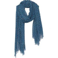 Szaliki damskie: Szal w kolorze niebieskim - 200 x 130 cm