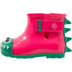 Buty zimowe damskie: Melissa MINI MONSTER Kalosze pink