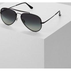 RayBan Okulary przeciwsłoneczne grey gradient/dark grey. Szare okulary przeciwsłoneczne damskie lenonki marki Ray-Ban. Za 719,00 zł.
