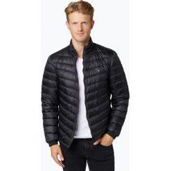 Gant - Męska kurtka puchowa, czarny. Czarne kurtki męskie pikowane marki GANT, m, z puchu. Za 899,95 zł.