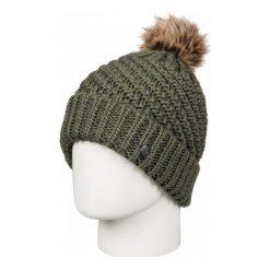 Roxy Czapka Damska Blizzard Beanie J Hats Dust Ivy. Brązowe czapki zimowe damskie Roxy, z dzianiny. Za 145,00 zł.
