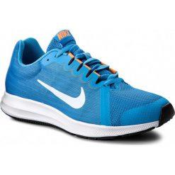 Buty NIKE - Downshifter 8 (GS) 922853 402 Blue Hero/Football Grey. Szare buty do biegania damskie marki Nike, nike downshifter. W wyprzedaży za 179,00 zł.
