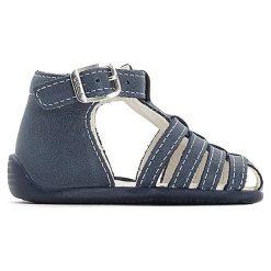 Sandały dziewczęce: Sandały skórzane PAULANA