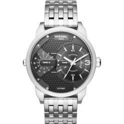 Diesel - Zegarek DZ7398. Czarne zegarki męskie marki Fossil, szklane. W wyprzedaży za 999,90 zł.
