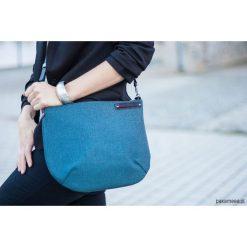 MIX turkusowy. Niebieskie torby na ramię męskie Pakamera, z tkaniny, na ramię, małe. Za 145,00 zł.