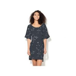 Sukienka CP-024  43. Fioletowe sukienki dzianinowe marki Colour pleasure, uniwersalny. Za 149,00 zł.