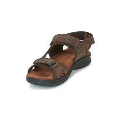 Sandały Panama Jack  SALTON. Brązowe sandały męskie Panama Jack. Za 383,20 zł.