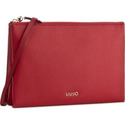 Listonoszki damskie: Torebka LIU JO - S Cross Body Arizona A18186 E0086 Cherry Red 81761