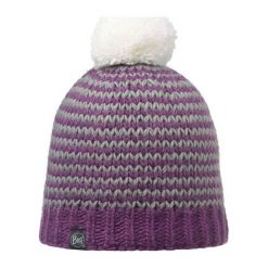 Czapki męskie: Buff Czapka Knitted & Polar Dorn Plum Mix Kolorów